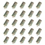 25 PCS x Oeeone Fluorescent Light Starter for 4W to 80W Neon Tubes Starter FSU S10