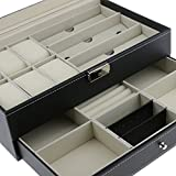 Harilla Jewelry Box Hot Storage Box, Double