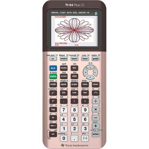 TI-84 Plus CE Color Graphing Calculator