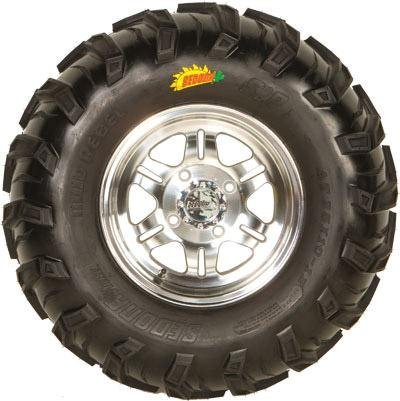 Sedona Mud Rebel, R-Series, Tire/Wheel Kit - 26x12x12 - 5+2 Offset - 4/110 XF570-7003L