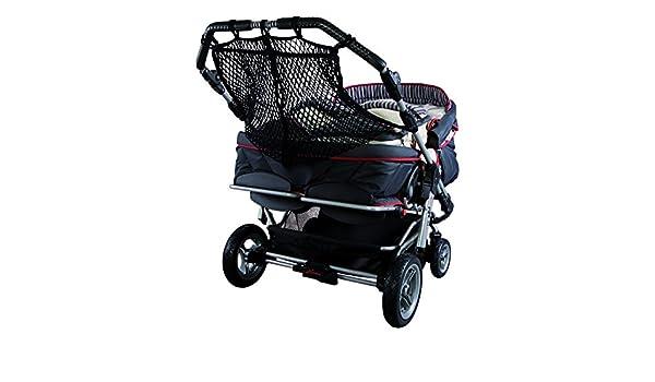 Sunnybaby 850120019 Carrito para bebé y la compra con Red, para mellizos, Negro: Amazon.es: Bebé
