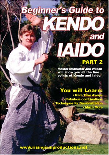 Beginner's Guide To Kendo And Iaido vol.2