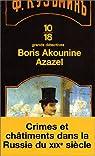 Azazel par Akounine