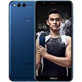 Huawei Honor Play 7X BND-AL10 4GB+128GB 5.93 inch EMUI 5.1 (Android 7.0) Kirin 659 Octa Core up to 2.36GHz WCDMA & GSM & FDD-LTE (Blue)