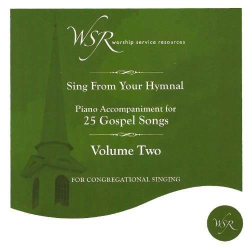 Worship Accompaniment Praise - 25 Gospel Songs: Volume II