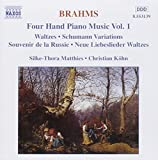 Four-Hand Piano Music Vol. 1