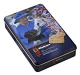 Walkers Shortbread Union Jack Queen Keepsake Tin, 8.8 Ounce