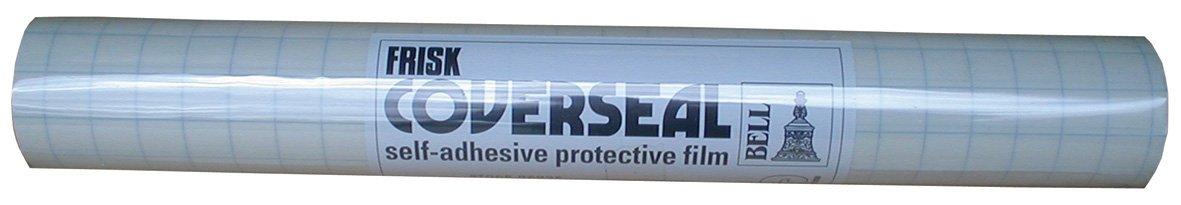 Frisk 500 mm x 10 m Coverseal Matt Roll, Transparent Artcoe 20123302