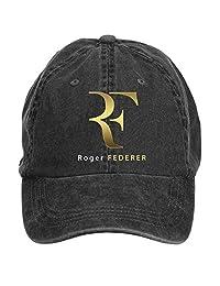 Dotion Unisex Roger Federer Design Baseball Caps