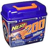 Nerf Cubeta de 200 Dardos Elite Refill