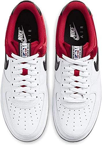 Nike Air Force 1 07 LV8 1 NBA BQ4420600 Colore: Bianco