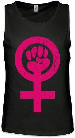 Urban Backwoods Feminism Symbol Hombre Camiseta Sin Mangas ...