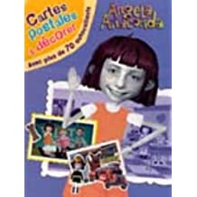 Cartes postales angela anaconda