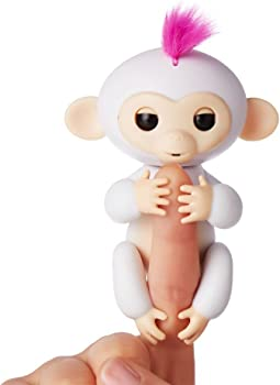 WowWee Fingerlings Interactive Baby Monkey