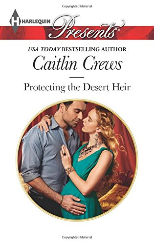 book cover of Protecting the Desert Heir