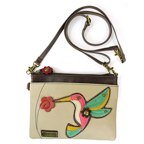 Strap Mini x Convertible x 5 in Ivory Crossbody 6 with 8 0 Hummingbird tqqr1Bx0
