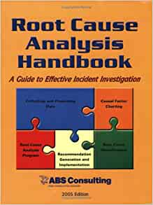 Best books on root cause analysis