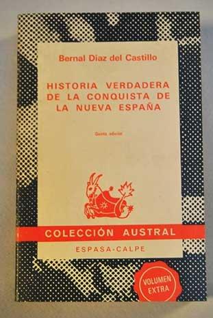 Historia verdadera de la conquista de la Nueva España Tomo I: Amazon.es: Díaz del Castillo, Bernal: Libros