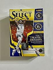 2020/2021 Panini Select NBA Basketball Blaster Box (6pks/Box)