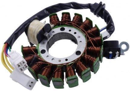 Lichtmaschine Stator f/ür Mbk Doodo 125 4T 0