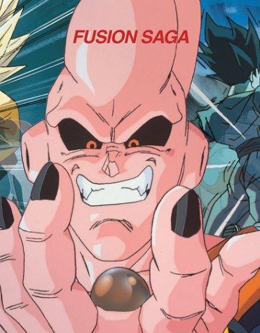 Dragon Ball Z: Fusion (7 tape set) [VHS]