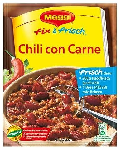 Maggi Fix für Chili con carne: Amazon.de: Lebensmittel & Getränke | {Maggi fix 99}