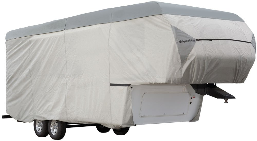 amazoncom expedition by eevelle fifth wheel rv cover sports u0026 outdoors - Rv Cover