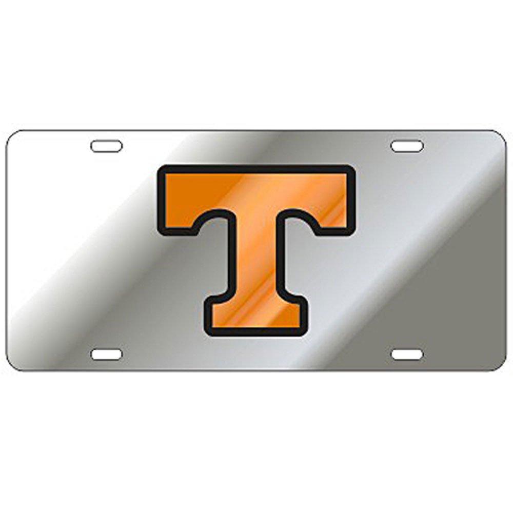 Tennessee Volunteers Mirror Laser Cut License Plate