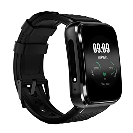 Amazon.com: Smart watch W105 3G Android 5.1 Heart Rate ...