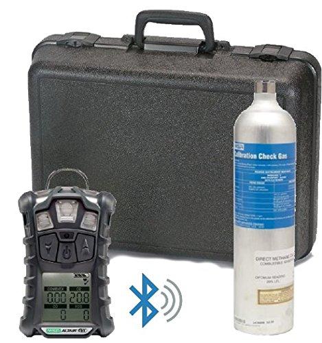 MSA 10110489-BT Altair 4XR Gas Detector (Bluetooth) Calibration Kit + Pump Probe by MSA (Image #1)