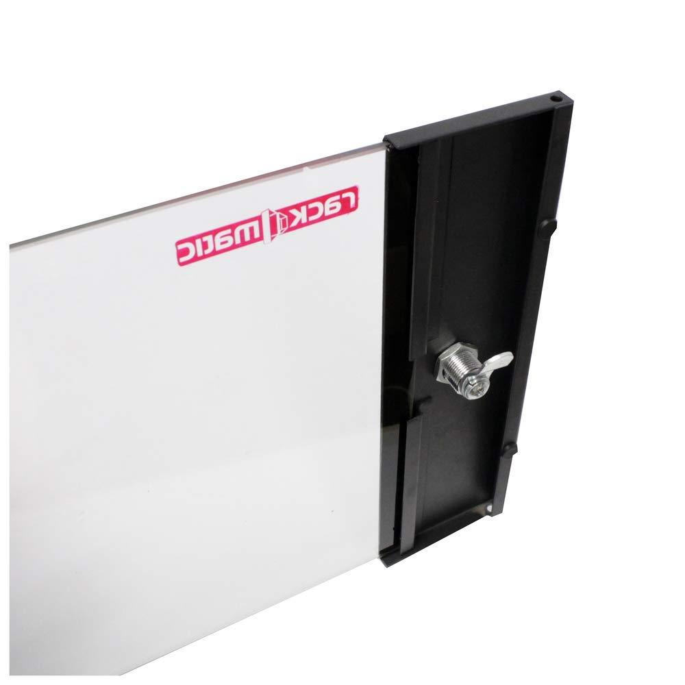 Server rack cabinet 10 inch 4U 370x280x260mm wallmount TENRack by RackMatic