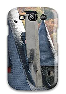 Hot 2424431K11627473 Anti-scratch Case Cover TashaEliseSawyer Protective Eltz Castle Case For Galaxy S3