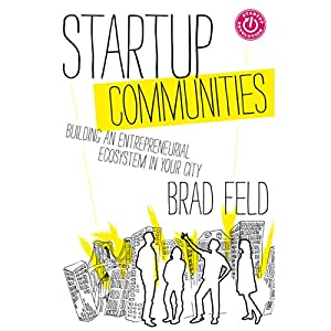 Startup Communities Audiobook