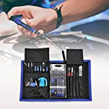 Repair Tools Kit, Precision Screwdriver Set with Flexible Shaft, INLIFE 81 in 1 Professional Electronics Magnetic Driver Kit with Portable Bag for Laptop, iPhone, iPad, Cellphone, PC, Camera, Macbook