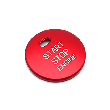 Amazon com: Thor-Ind Engine Start Stop Button Cover Trim for