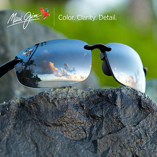 ee03fbaee48 Maui Jim Maui Hookipa R407-10 Mens and Womens Sunglasses Glasses ...