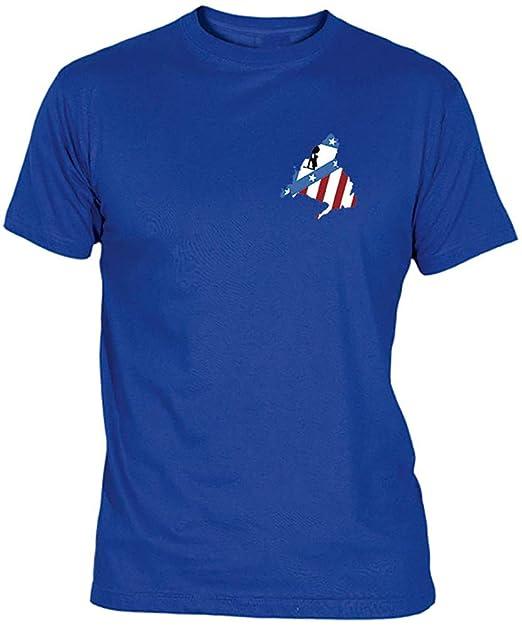 Camiseta Madrid Atlético Adulto/niño Camisetas del Atleti Colchoneras ATM: Amazon.es: Ropa y accesorios