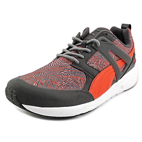 Sneakers Grafiche Arial Uomo Puma Darkshadownasturtium