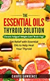 Essential Oils and Thyroid