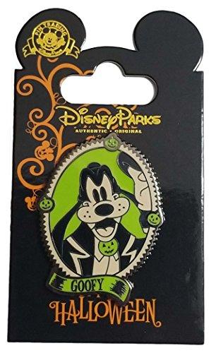 Disney Pin - Happy Halloween Goofy Cameo ()