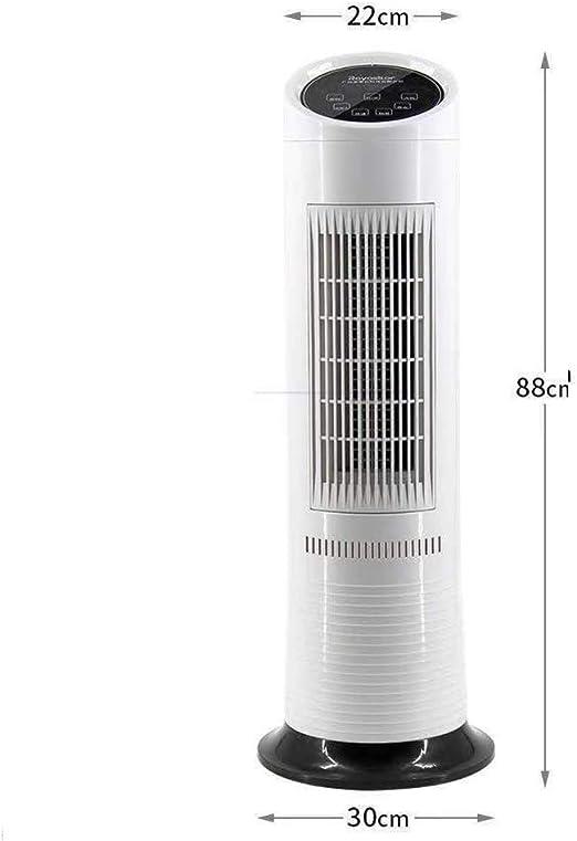 IMUGTT 3-en-1 Remote Control Ventilador Sen Aspas Climatizador ...