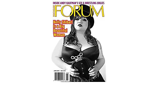 Penthouse Forum Digest Sized Adult Magazine June 2014 Kelly Shibari Editors Of Penthouse Amazon Com Books