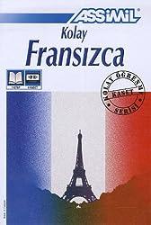 Kolay fransizca : Méthode de français à destination des apprenants de langue turque (4Cassette audio)