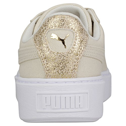 Canvas Deportivas Basket Gold puma 36649401 Puma W's Birch Platform Team XFdqEE