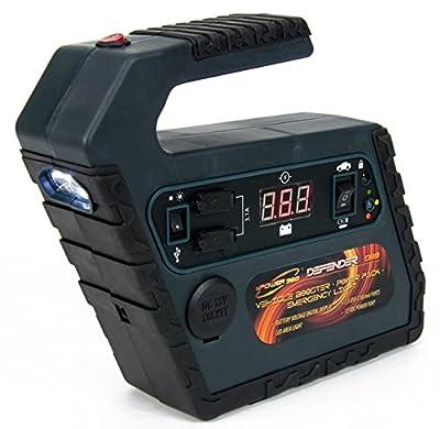 ePOWER 360 Defender (5109) Multipurpose Power Source Vehicle Boost Starter