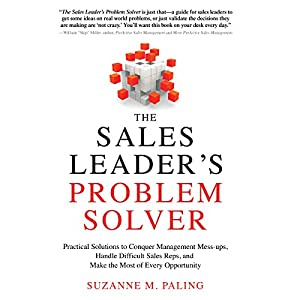 The Sales Leader's Problem Solver Audiobook