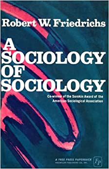SOCIOLOGY OF SOCIOLOGYPPR