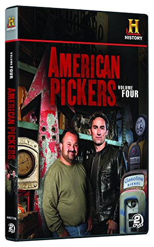 American Pickers  Volume 4  Dvd