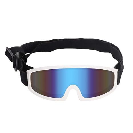 Bicaquu Perro Gafas UV Gafas de Sol Decoración para Mascotas ...