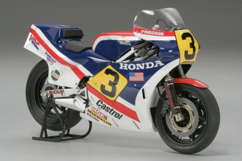 1/12 Honda NS500 グランプリレーサー'83 Castrol #3(ブルー×レッド×ホワイト) 「マスターワークコレクション」 21047